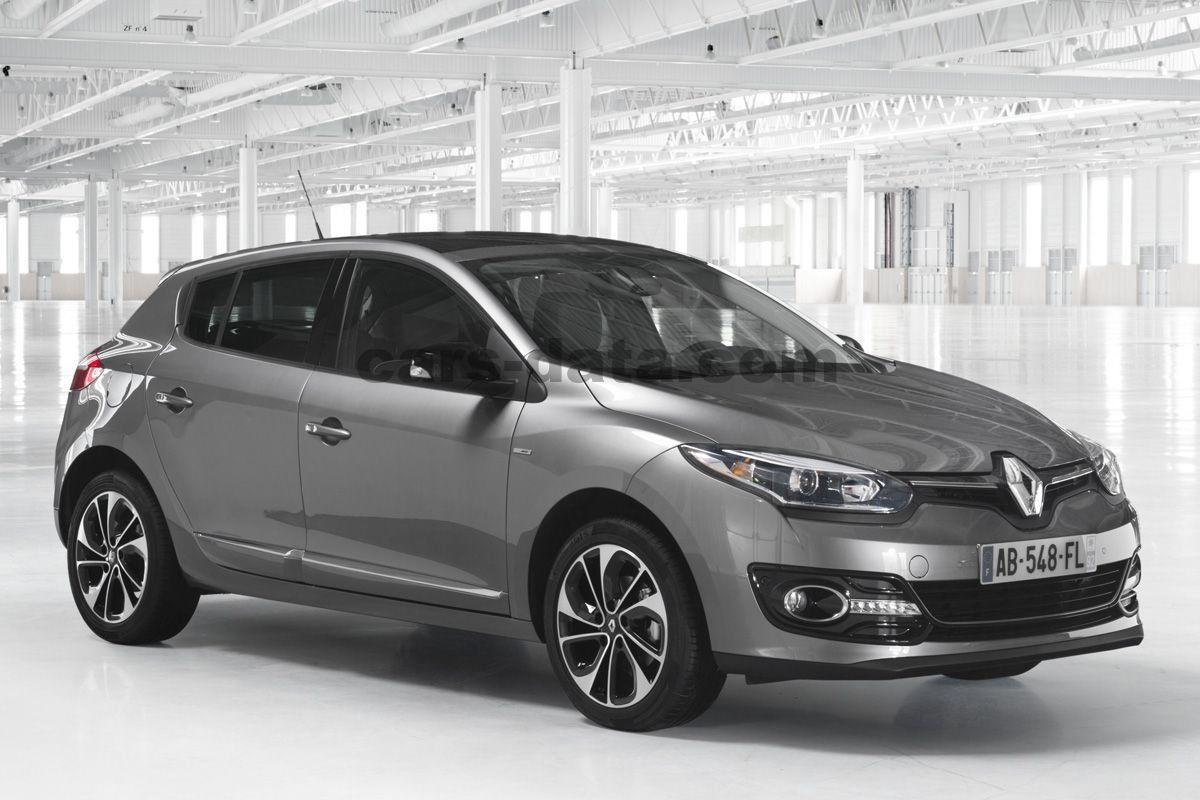 renault megane dci 110 bose 2013 2015 110 hp 5 doors technical specifications. Black Bedroom Furniture Sets. Home Design Ideas