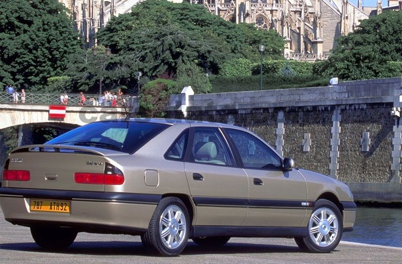 Infiniti Of Reno >> Renault Safrane 1996 pictures (2 of 5) | cars-data.com