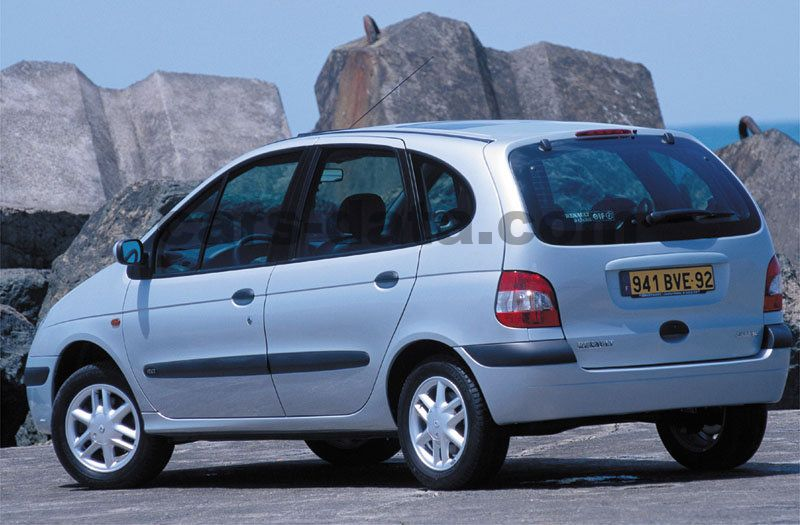 Toyota Company Latest Models >> Renault Scenic 2001 pictures, Renault Scenic 2001 images ...