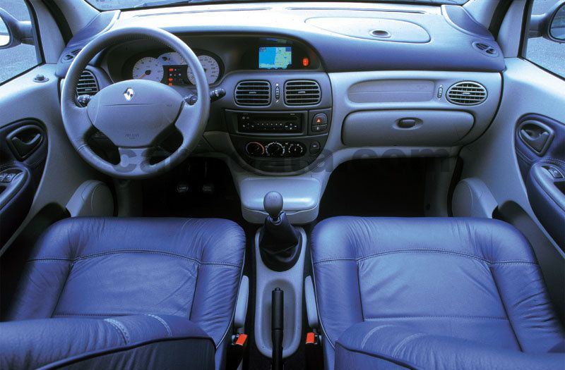 Toyota Company Latest Models >> Renault Scenic 2001 pictures, Renault Scenic 2001 images, (9 of 10)