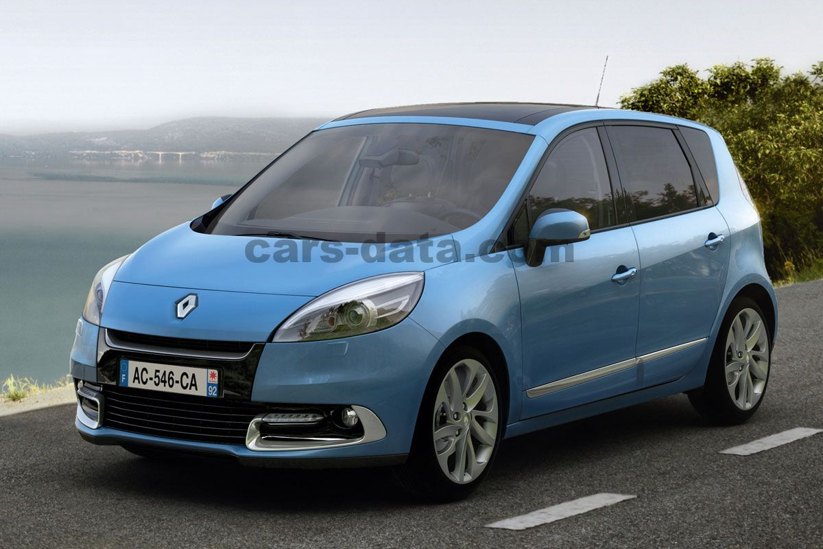 renault scenic 2012 slike fotografije renault scenic 2012 slike 1 od 18. Black Bedroom Furniture Sets. Home Design Ideas
