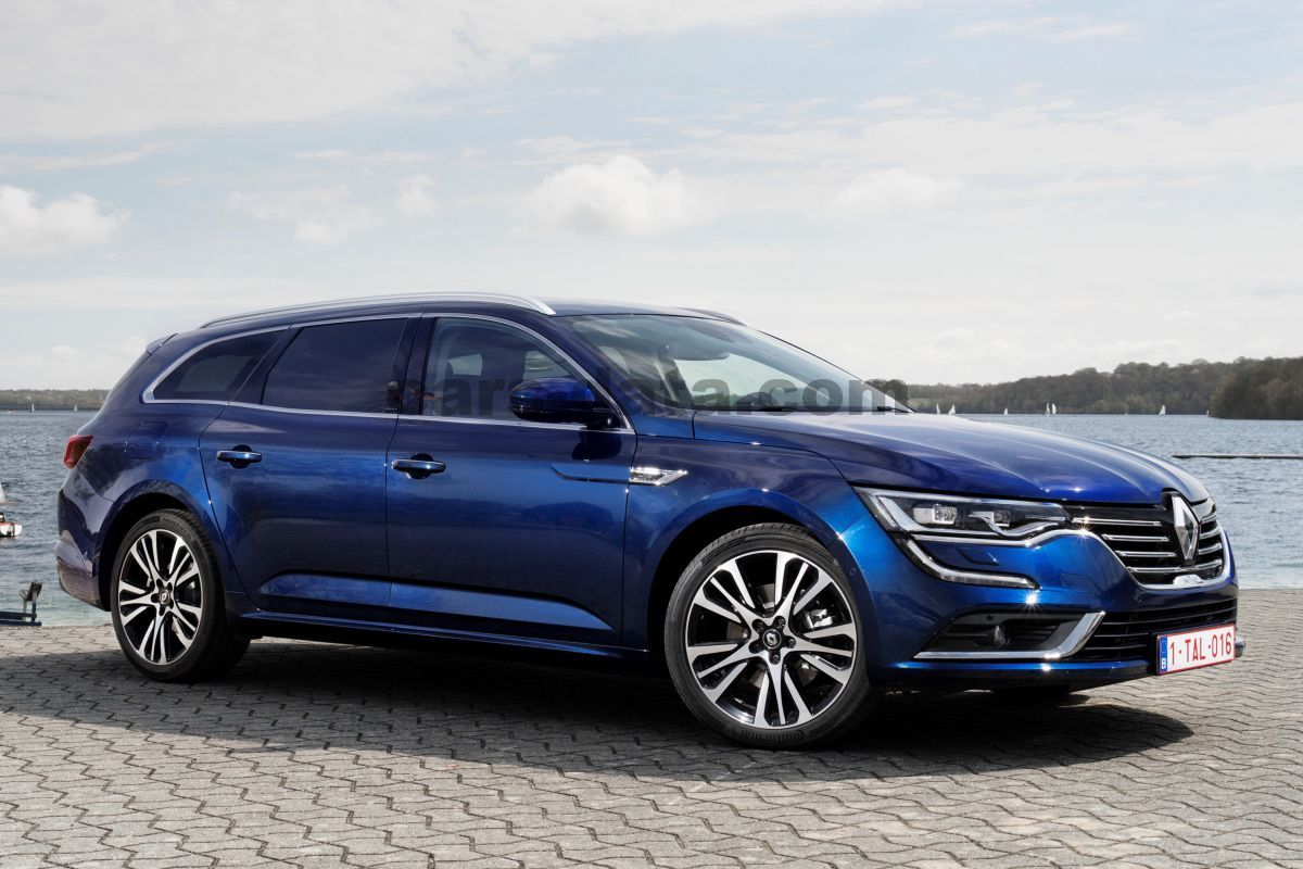 Renault Talisman Estate Dci 160 Intens 5 Door Specs Cars
