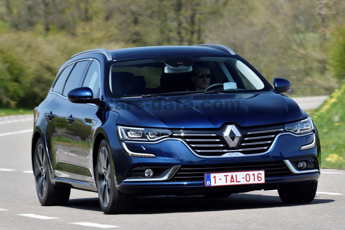 renault talisman estate 2016 pictures renault talisman estate 2016 images 11 of 13. Black Bedroom Furniture Sets. Home Design Ideas