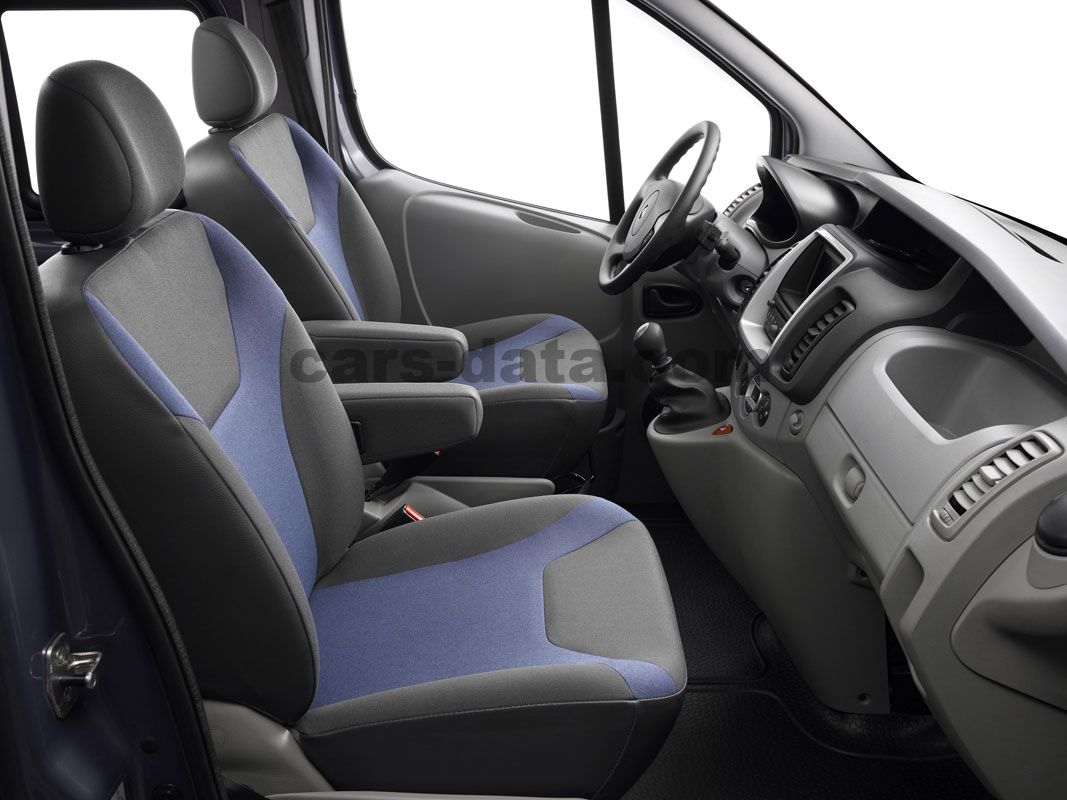 Renault Trafic Passenger Pictures