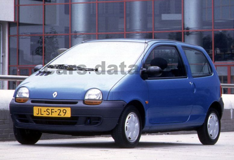 renault twingo easy manual 1994 1996 55 hp 3 doors technical specifications. Black Bedroom Furniture Sets. Home Design Ideas