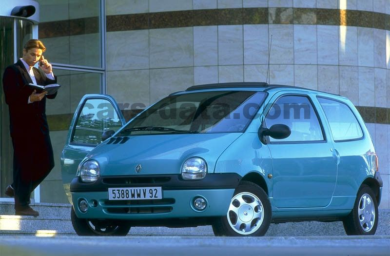 Renault Twingo Manual 1998 2000 60 Hp 3 Doors
