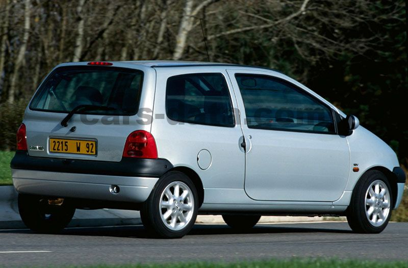 Renault Twingo 2000 Pictures 2 Of 4 Cars Data