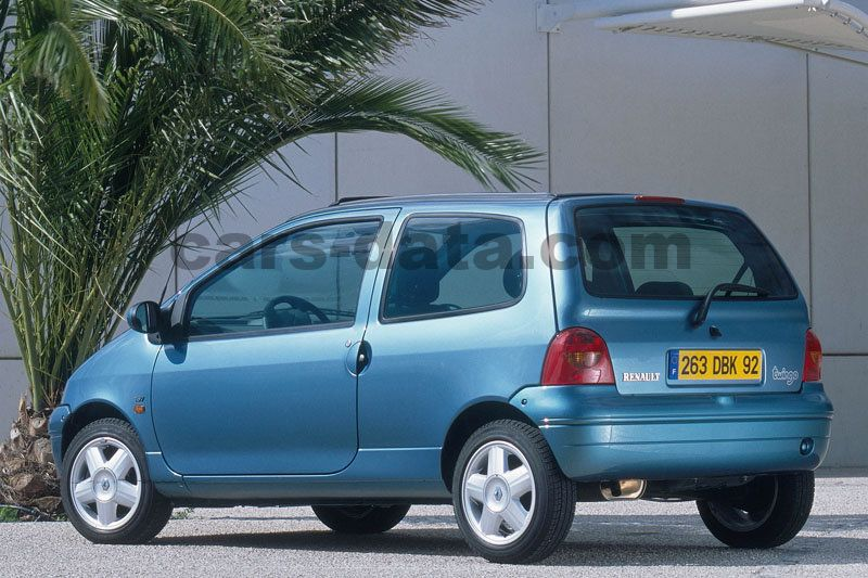 Renault Twingo 2002 Pictures 2 Of 8 Cars Data