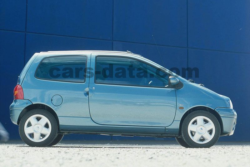 Renault Twingo 2002 Pictures 3 Of 8 Cars Data