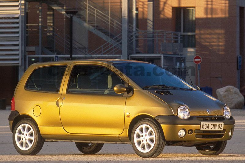 Renault Twingo 2002 Pictures 4 Of 8 Cars Data