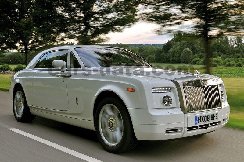 Rolls Royce 2 Door Phantom Auto Express