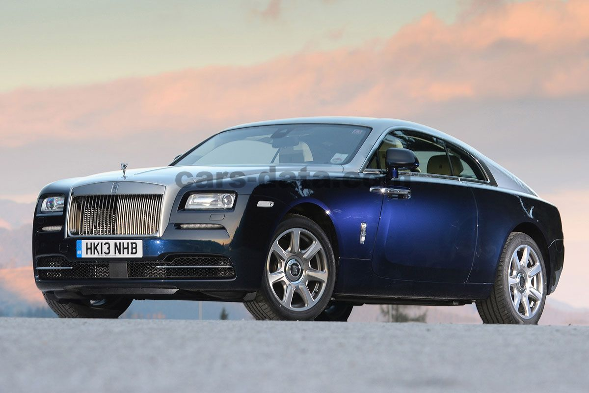 Rolls-Royce Wraith sequential automatic 2 door specs | cars-data.com