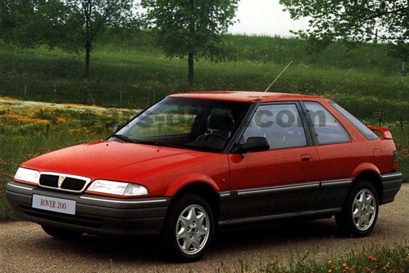 Rover 214 Si Manual 1993 1995 103 Hp 3 Doors
