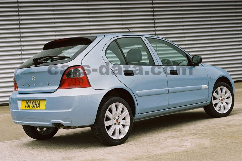 Rover 25 2004 Pictures 1 Of 10 Cars Data
