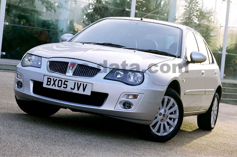 Rover 25 2004 Pictures 4 Of 8 Cars Data