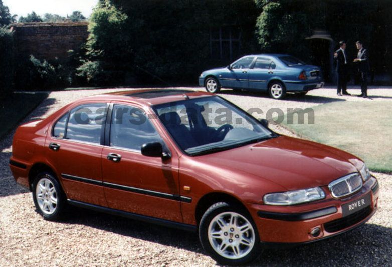 Chevrolet Latest Models >> Rover 400-serie 1996 pictures, Rover 400-serie 1996 images ...