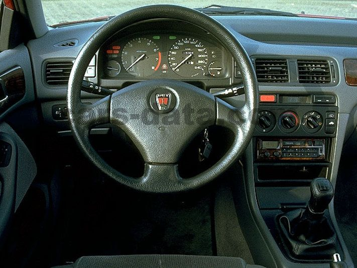 Fiat Abarth Specifications >> Rover 600-serie 1993 pictures, Rover 600-serie 1993 images, (4 of 4)