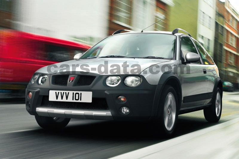 Rover Streetwise 2003 Pictures 3 Of 5 Cars Data