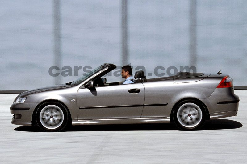 saab 9 3 cabriolet 2003 pictures saab 9 3 cabriolet 2003 images 3 of 9. Black Bedroom Furniture Sets. Home Design Ideas