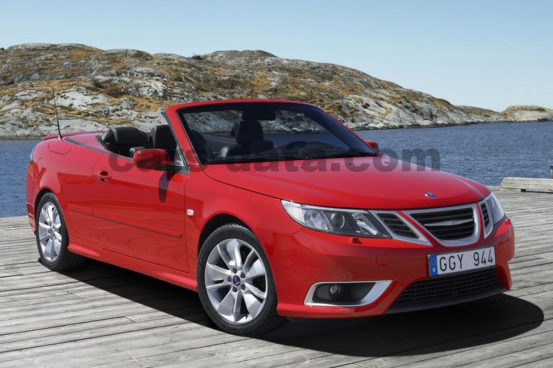 saab 9 3 cabriolet biopower vector automatic 2007. Black Bedroom Furniture Sets. Home Design Ideas