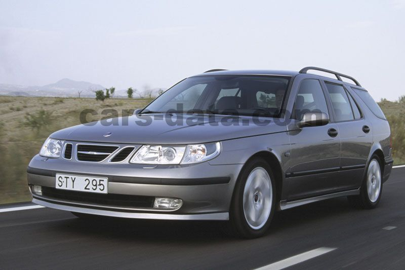 saab 9 5 estate 2 2 tid arc manual 2002 2005 120 hp 5 doors technical specifications. Black Bedroom Furniture Sets. Home Design Ideas