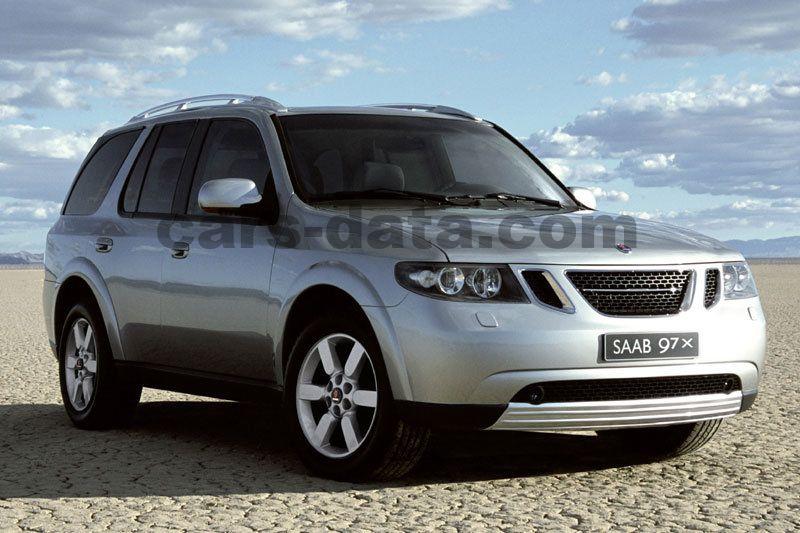 Saab 9 7x 5 3 V8 Automatic 2005 2008 300 Ps 5 T 252 Ren