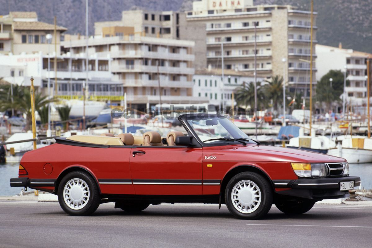 saab 900 cabrio 1986 pictures saab 900 cabrio 1986 images 4 of 10. Black Bedroom Furniture Sets. Home Design Ideas