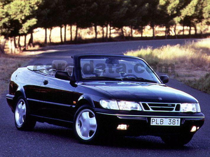 saab 900 cabriolet 1994 pictures saab 900 cabriolet 1994 images 1 of 3. Black Bedroom Furniture Sets. Home Design Ideas
