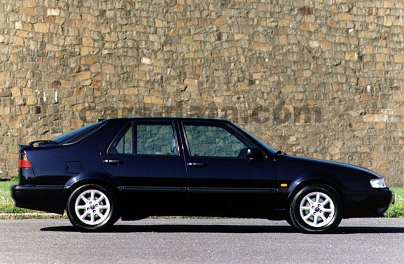 Saab 9000 Cs 1991 Pictures  3 Of 5