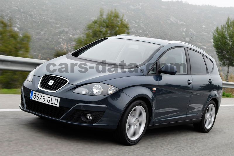 Seat Altea Xl Stationwagon 2009 Pictures 1 Of 20 Cars Data