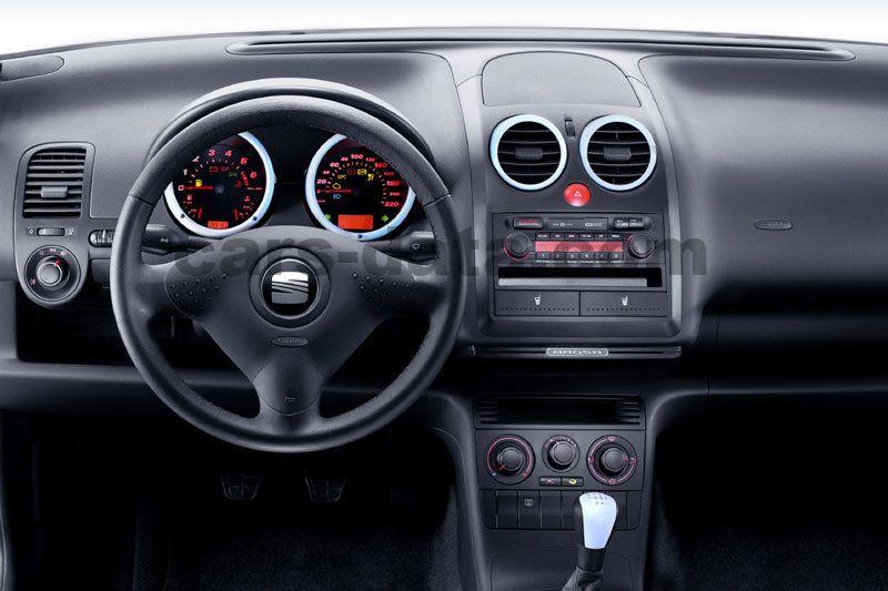 Seat Arosa 2001 Bilder (8 von 8)   cars-data.com