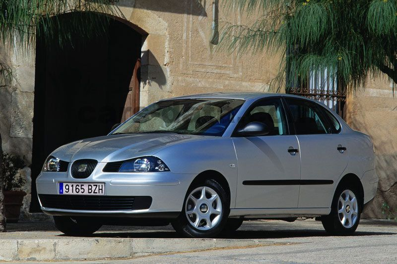 Toyota Company Latest Models >> Seat Cordoba 2003 pictures, Seat Cordoba 2003 images, (8 of 11)
