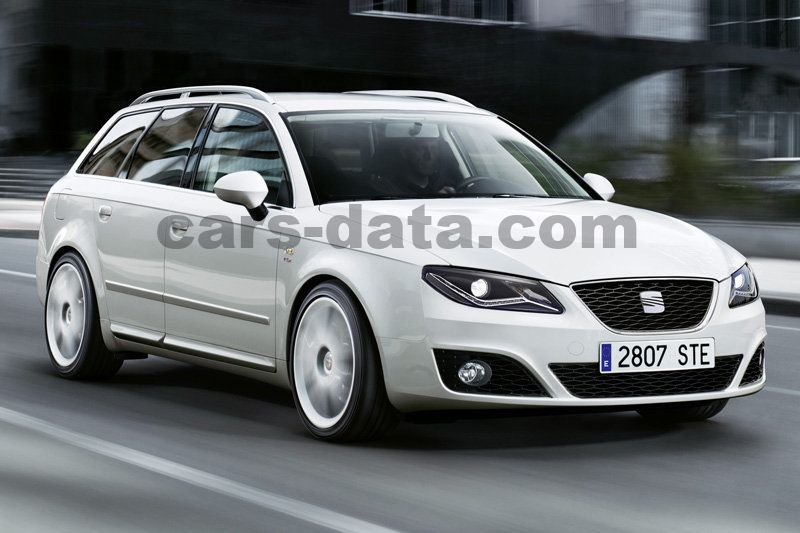 Seat Exeo St 2012 Pictures 6 Of 13 Cars Data
