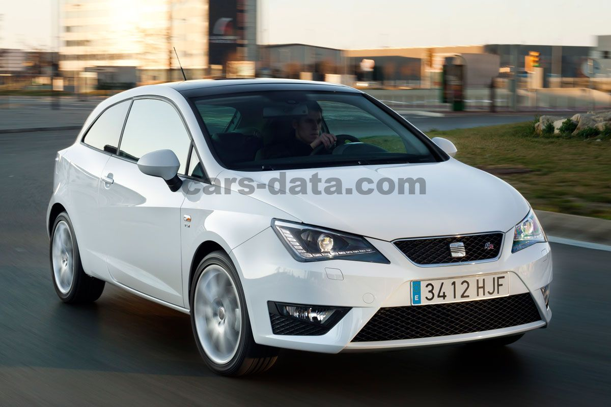 Seat Ibiza Sc 2012 Pictures 1 Of 15 Cars Data Com