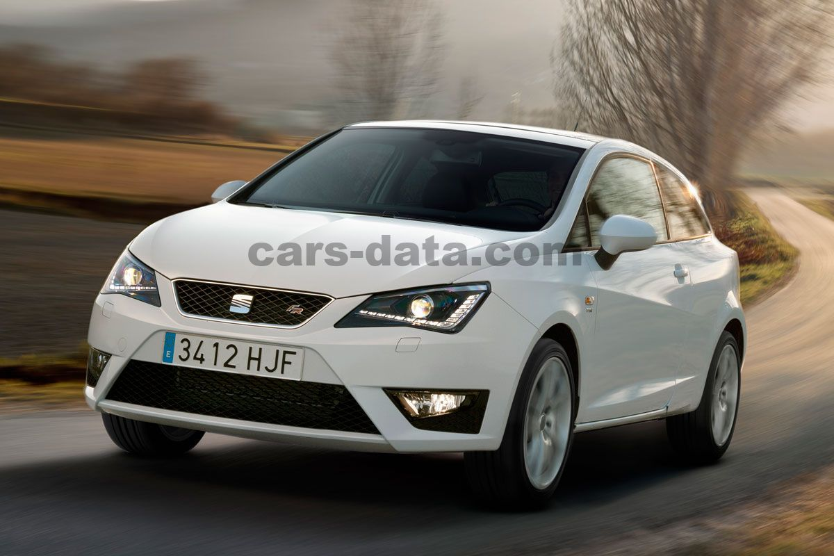 seat ibiza sc 2012 bilder seat ibiza sc 2012 bildern 5 von 15. Black Bedroom Furniture Sets. Home Design Ideas