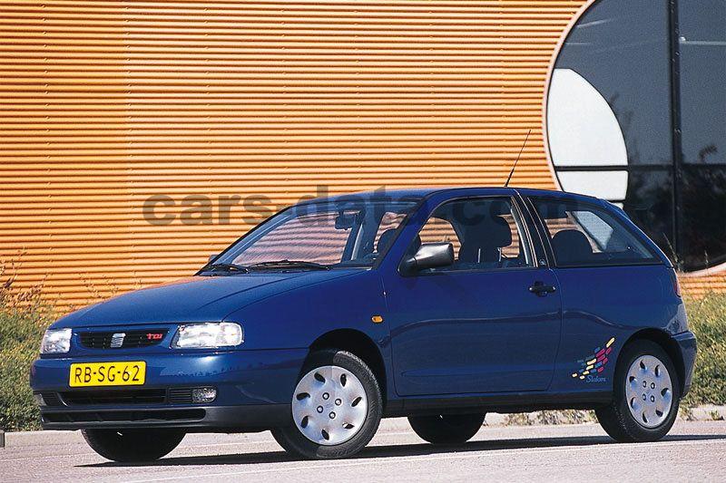 Seat Ibiza 2 0i 16v Gti Cupra 2 Manual 3 Door Specs Cars