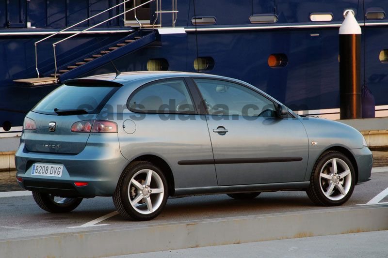 seat ibiza 2006 pictures 3 of 10 cars. Black Bedroom Furniture Sets. Home Design Ideas