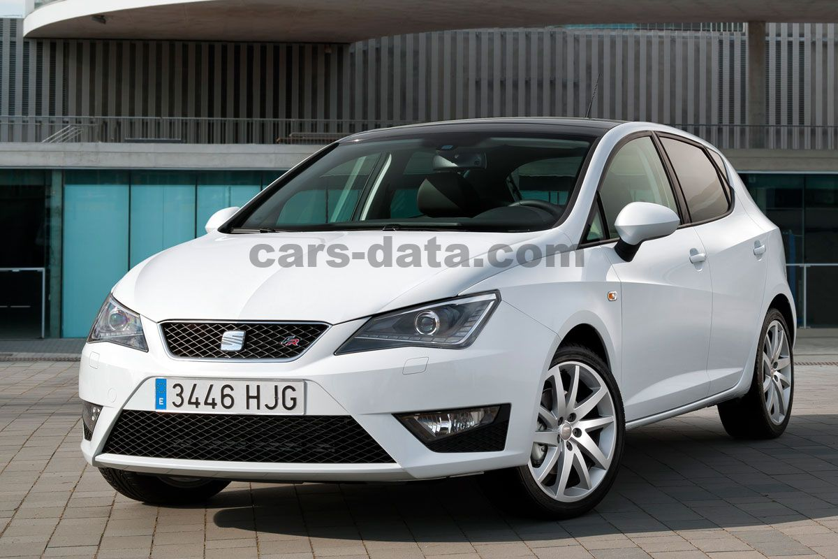 seat ibiza 1 2 tsi 85hp style manual 2012 2015 85 hp 5 doors technical specifications. Black Bedroom Furniture Sets. Home Design Ideas