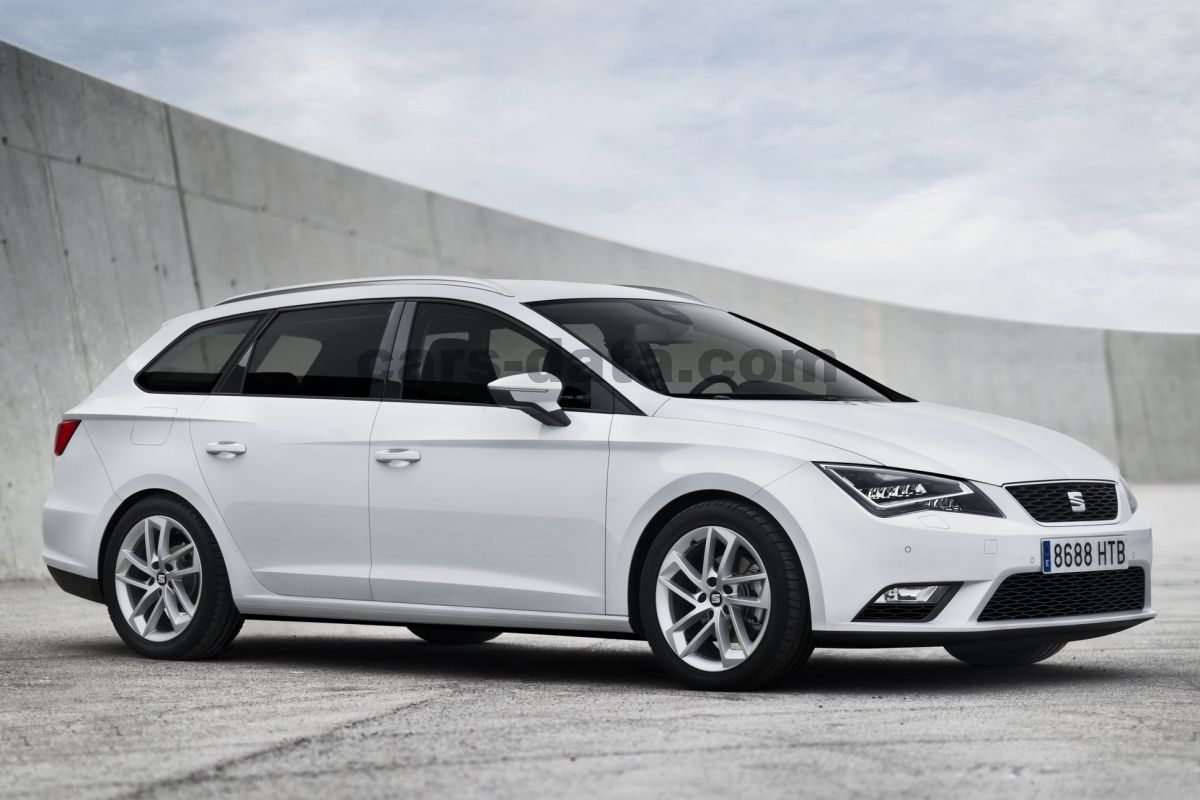 seat leon st 1 8 tsi fr manual 2014 present 180 hp 5 doors technical specifications. Black Bedroom Furniture Sets. Home Design Ideas