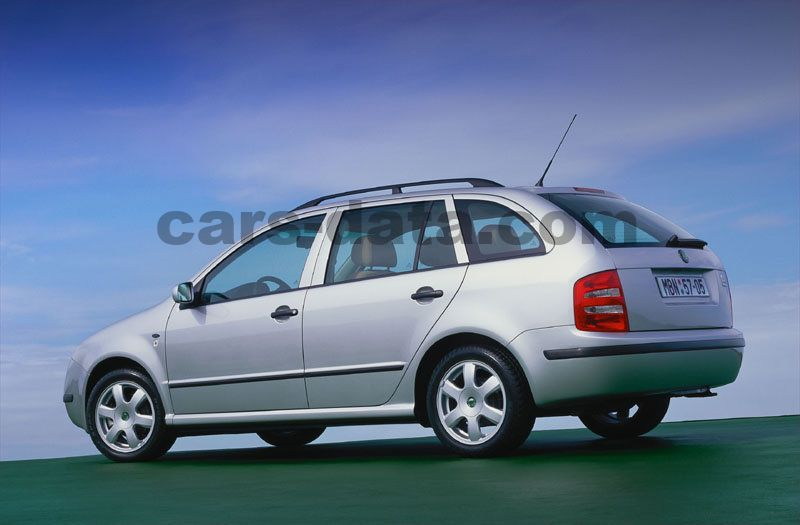skoda fabia combi 1 4 68hp classic manual 2001 2003 68 hp 5 doors technical specifications. Black Bedroom Furniture Sets. Home Design Ideas