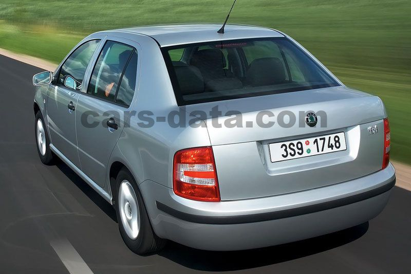 Chevrolet Latest Models >> Skoda Fabia Sedan 2004 pictures, Skoda Fabia Sedan 2004 ...
