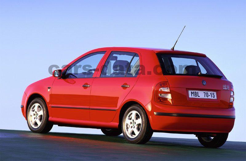 Skoda Fabia 2000 Pictures 3 Of 6 Cars Data