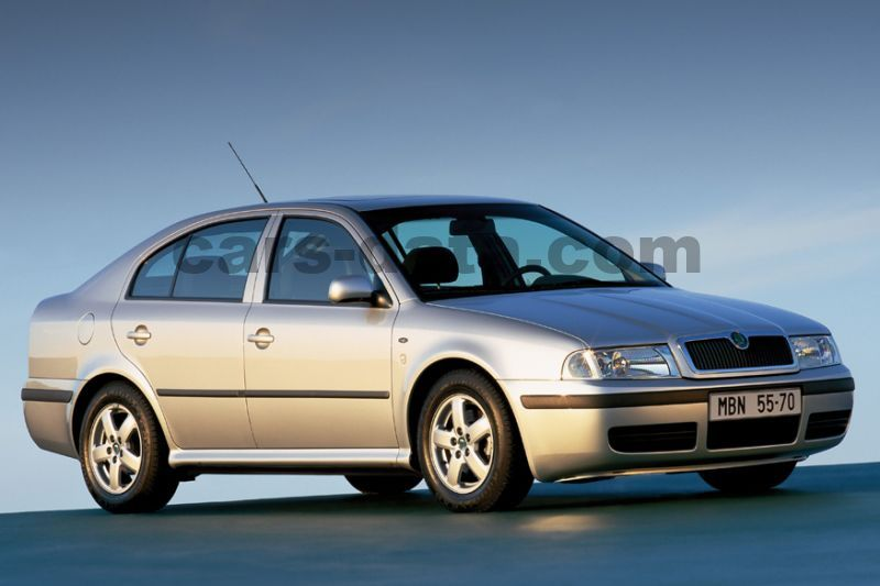 Skoda Octavia 1 4 16v Classic Manual 2000 2004 75 Hp