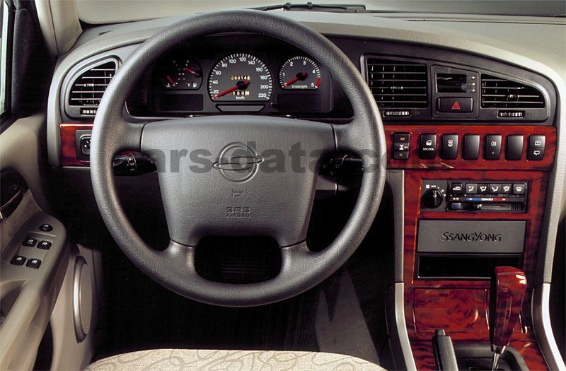 Ssangyong Musso 1998 Pictures 4 Of 5 Cars Data Com