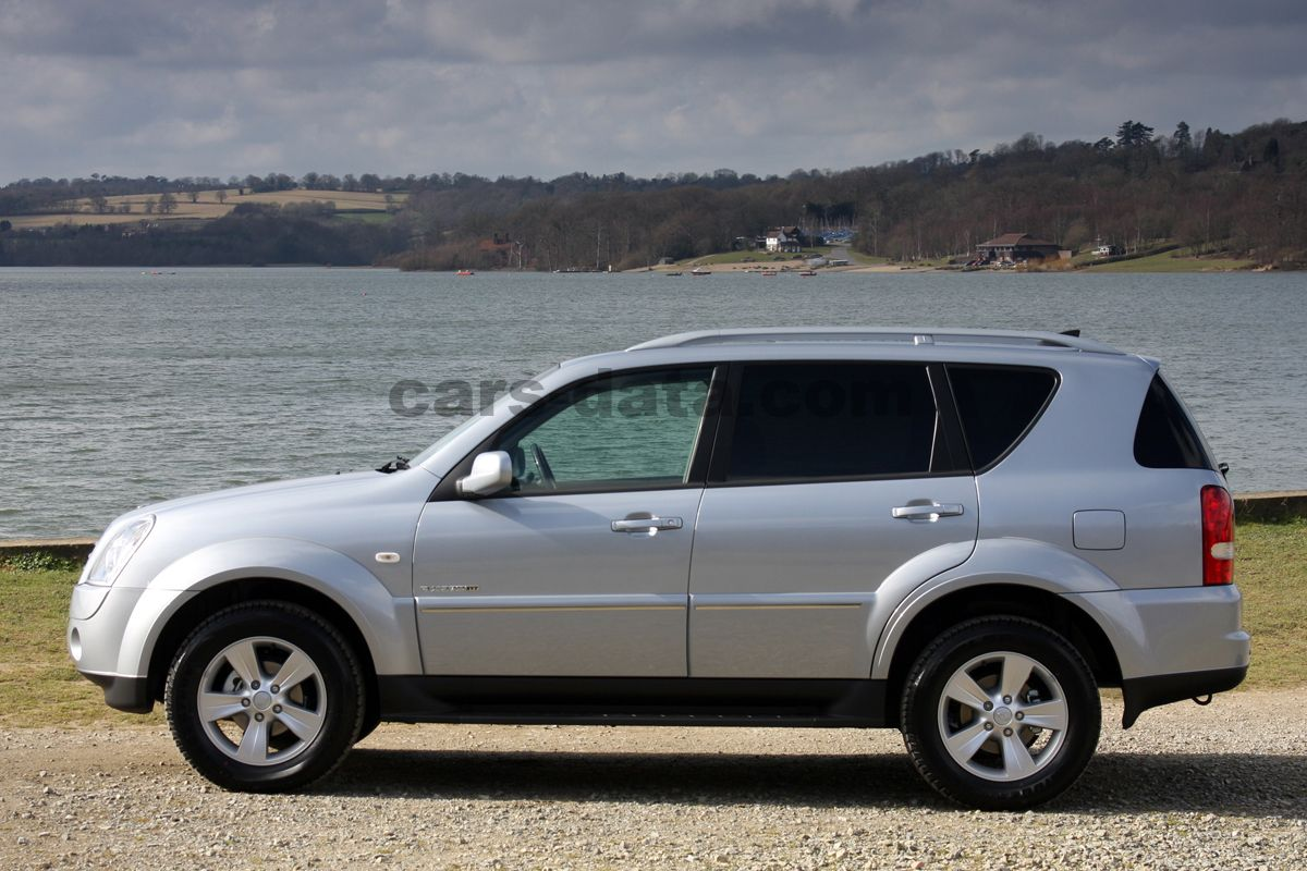 Kia Company Latest Models >> Ssangyong Rexton 2011 pictures, Ssangyong Rexton 2011 images, (5 of 8)