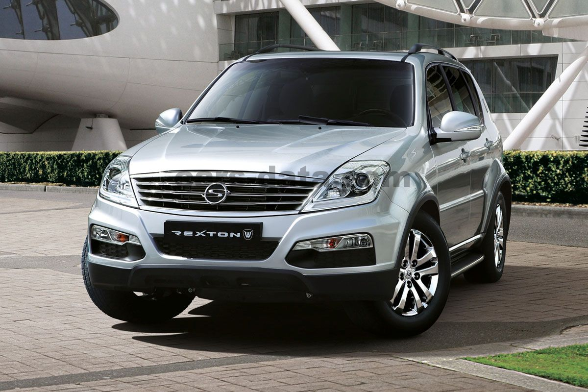 ssangyong rexton 2013 pictures ssangyong rexton 2013 images 1 of 5. Black Bedroom Furniture Sets. Home Design Ideas
