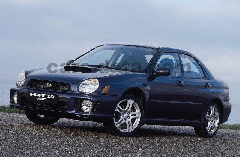 Subaru Impreza 20 WRX STi AWD Prodrive Manual 4 Door Specs