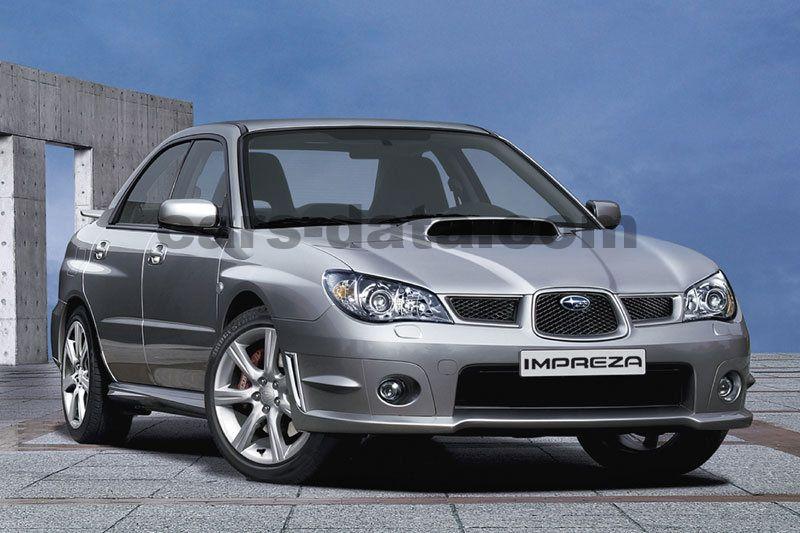 subaru impreza 2 0r awd manual 4 door specs cars data com rh cars data com 2007 Subaru Impreza 2.5I Special Edition 2008 Subaru Impreza WRX STI