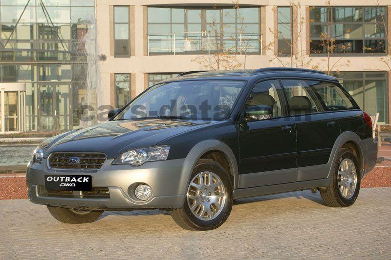 subaru outback manual 2003 2006 165 hp 5 doors. Black Bedroom Furniture Sets. Home Design Ideas