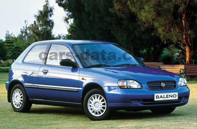 Suzuki Baleno 1998 Pictures Images 2 Of 3